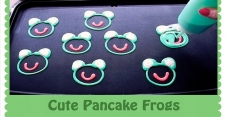 Bikin Pancake Lucu untuk Bekal si Kecil Yuk