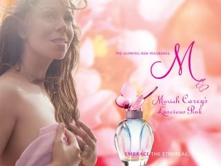 Bertabur Kilauan Dengan Wangi Menggoda ala Mariah Carey's Luscious Pink