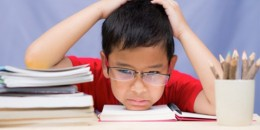 Penyebab Anak Stres Menjelang Ujian