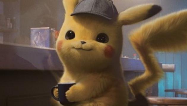 Live Action Detective Pikachu Sudah Tayang