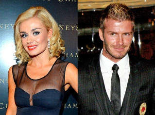 Katherine Jenkins Tak Menyesal Bicara Affair dengan Beckham