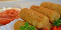 Resep Kroket Kentang Cincang Daging