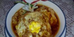 Resep Makan Malam: Semur Dadaran Telur Yogyakarta