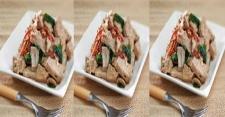 Resep Pengganti Daging Ayam: Sayur Nangka Cabai Hijau