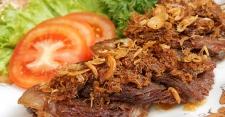 Resep Rumahan Empal Gepuk Daging Sapi