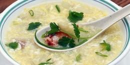 Resep Sup Jagung Kepiting Asparagus Hangatkan Tubuh