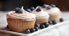 Resep Blueberry Choco Cupcake Camilan si Kecil