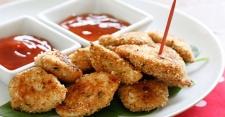 Resep Chicken Nugget Roll untuk Sarapan Anak