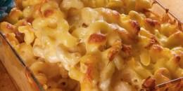 Sarapan ala Western dengan Mac & Cheese, Ini Resepnya