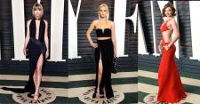 Busana Selebriti Paling Seksi di Oscar After Party 2016