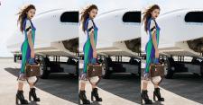 Selena Gomez Kampanyekan Tas Louis Vuitton