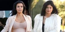 Selfie Hot Berbikini, Kylie Jenner Jiplak Gaya Kim Kardashian