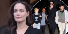 Siapa Sangka, Angelina Jolie Ajari Anak-Anaknya 7 Bahasa Asing!