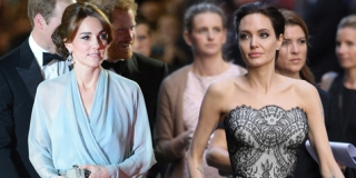 Angelina Jolie Jiplak Gaya Kate Middleton?
