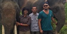 Leonardo DiCaprio Terpukau dengan Taman Nasional Gunung Leuser