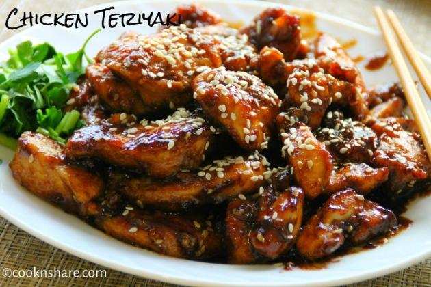Chicken Teriyaki Cocok Untuk Tahun Baru