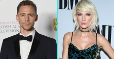 Tom Hiddleston dan Taylor Swift Hadiri Konser Selena Gomez