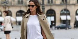 Trik Padu Padan Kaus Putih dengan Skinny Jeans