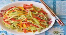 Tumis Labu Siam Pelengkap untuk Makan Siang