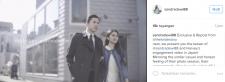 Romantisnya Video Pre Wedding Sandra Dewi
