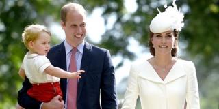 Usia 5 Bulan, Putri Charlotte Lebih Dewasa Dari Pangeran George