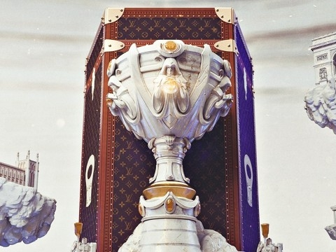 Louis Vuitton Ciptakan Koper Piala Game Online