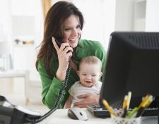 Alasan Working Mom Lebih Produktif Dibandingkan Wanita Lajang