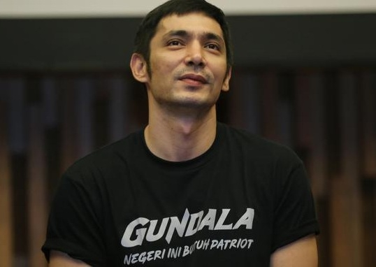 Abimana Aryasatya Disiksa Saat Syuting Film Gundala?