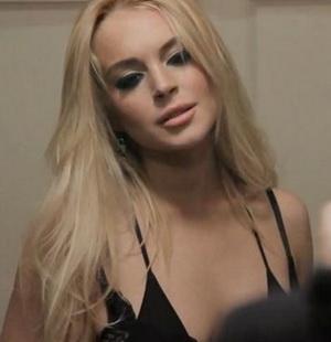 Dugem Bareng Lindsay Lohan Siapkan Uang Rp181 Juta