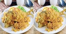 Yuk Bikin Bandeng Goreng Kremes untuk Makan Siang