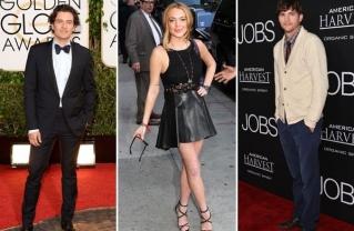 Ashton Kutcher & Orlando Bloom Selingkuh dengan Lindsay Lohan?
