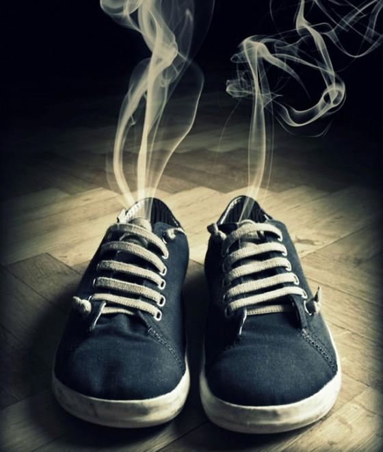 Penyebab bau badan dan cara mencegahnya.