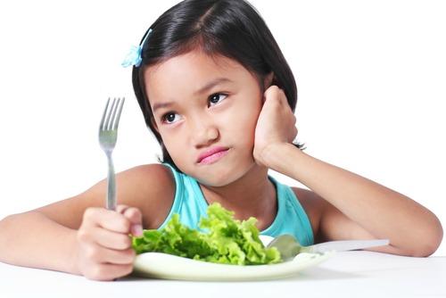 Anak Susah Makan Sayur? Ini Triknya