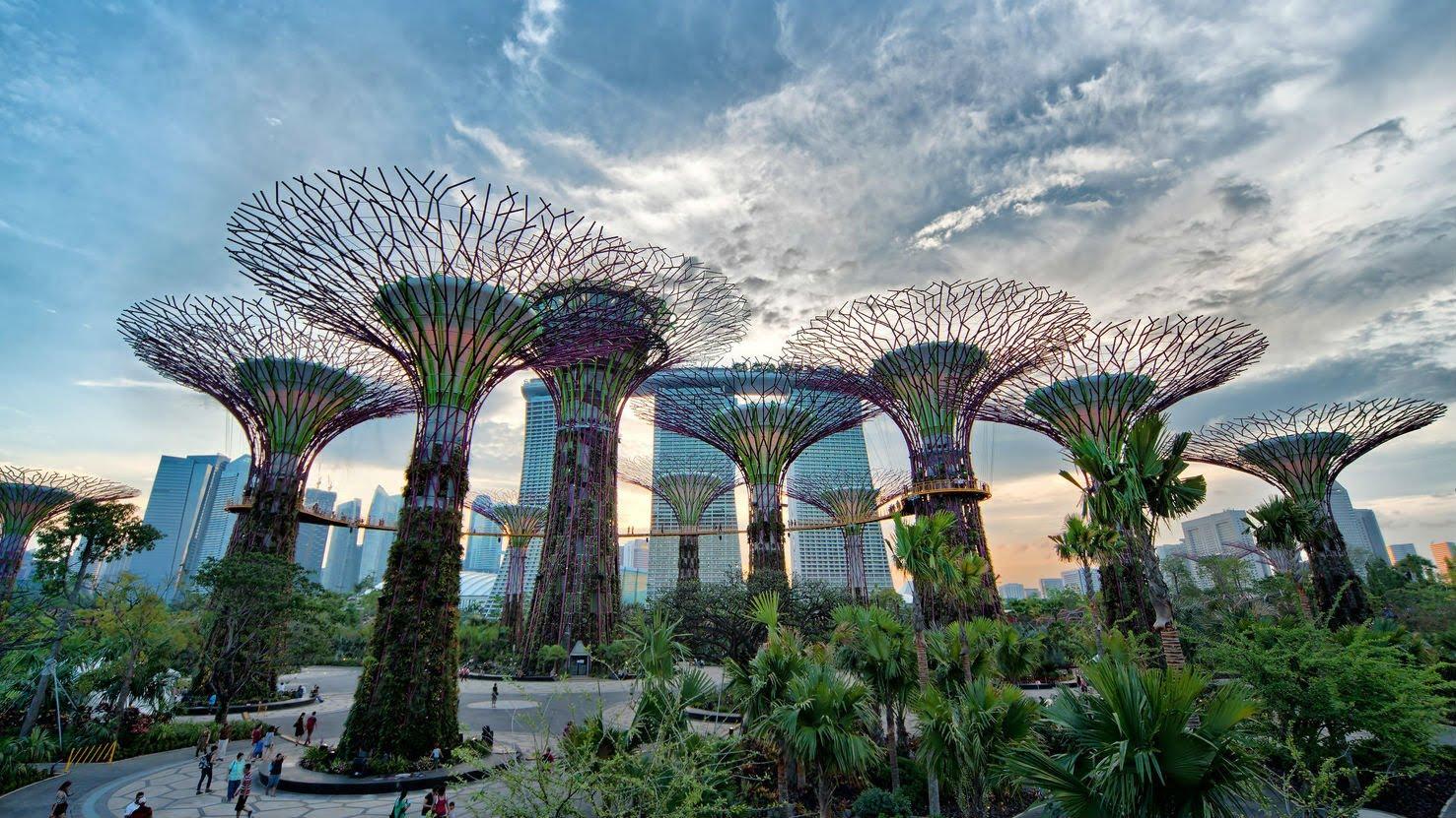 Rekomendasi Tempat Liburan Di Singapura