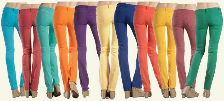 Empat Bahaya Memakai Skinny Jeans bagi Wanita