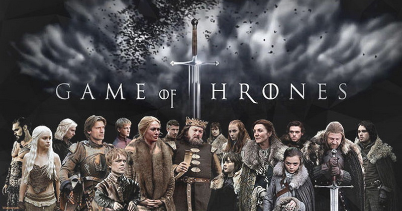 Sukses, Pemain Game of Thrones Naik Gaji