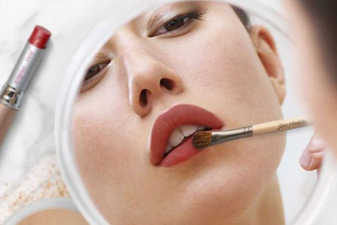 Tips Menggunakan Lipstik Matte