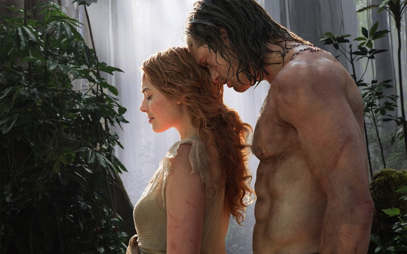 Tantangan Baru Tarzan di The Legend of Tarzan