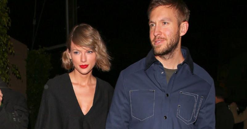 Taylor Swift dan Calvin Harris Putus?