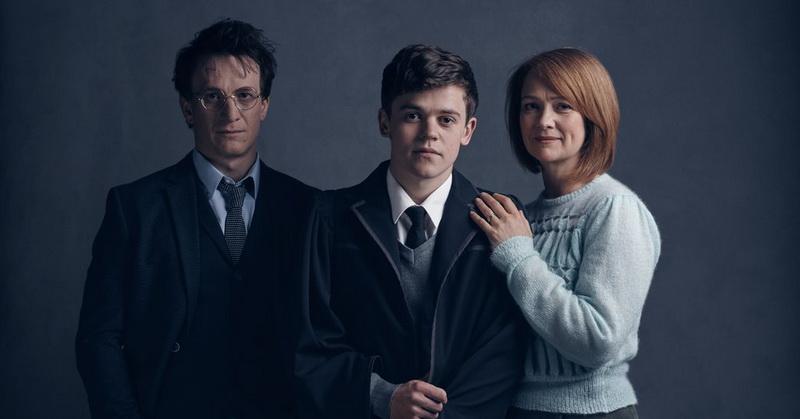Beredar Foto Harry Potter Versi Tua