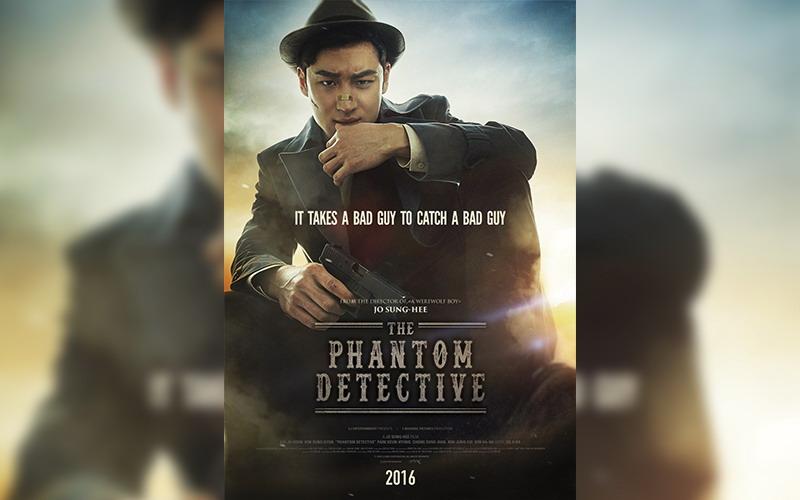 The Phantom Detective Tayang di Indonesia 22 Juli Nanti