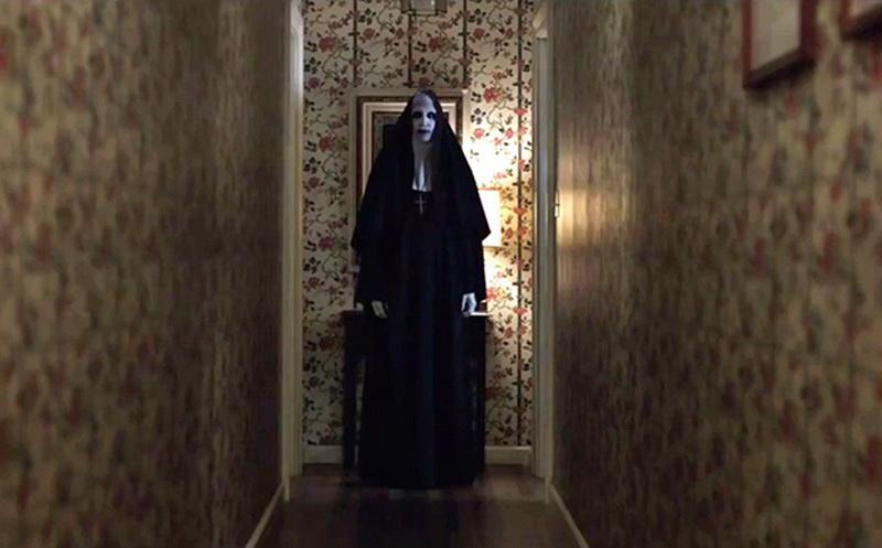 Film The Nun Bakal Ungkap Masa Lalu Valak