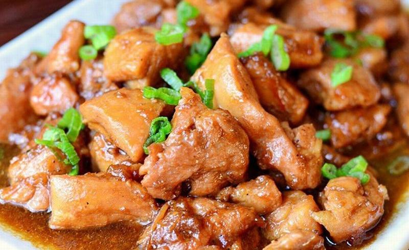 TOP FOOD 1: Chicken Teriyaki, Masaknya Gampang!