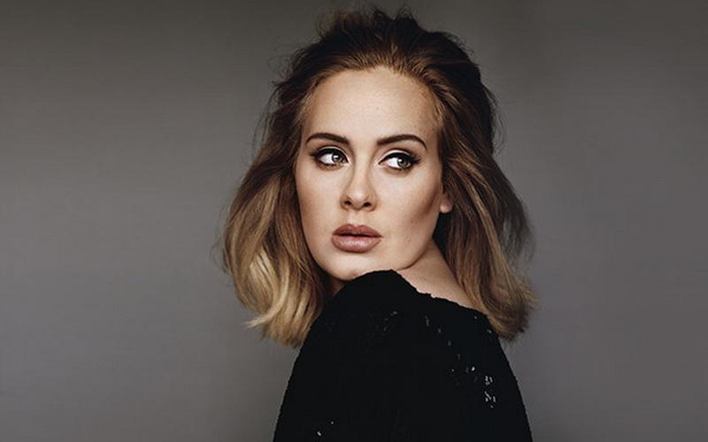 Adele Dapatkan Kontrak Rp 1,7 Triliun dengan Sony