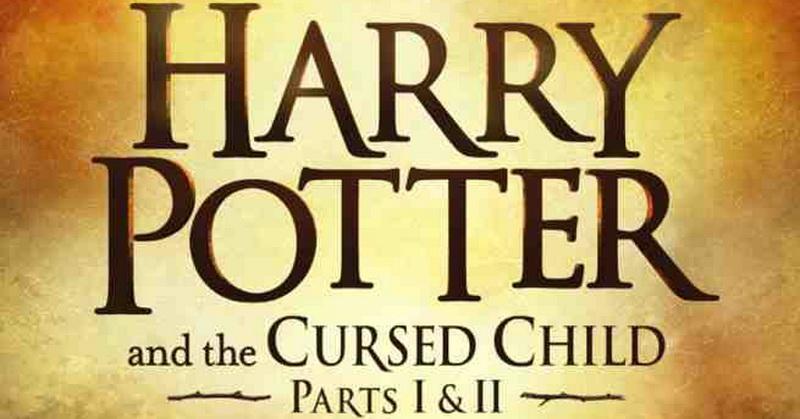 Harry Potter and the Cursed Child akan Banjir Air Mata