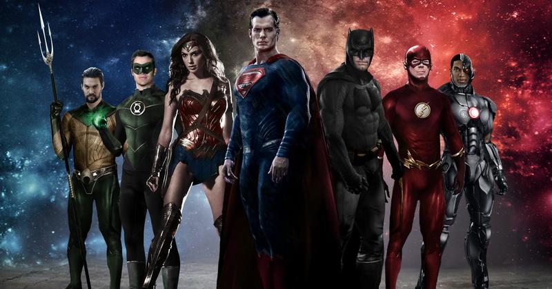 Justice League Hanya Dibuat Satu Film