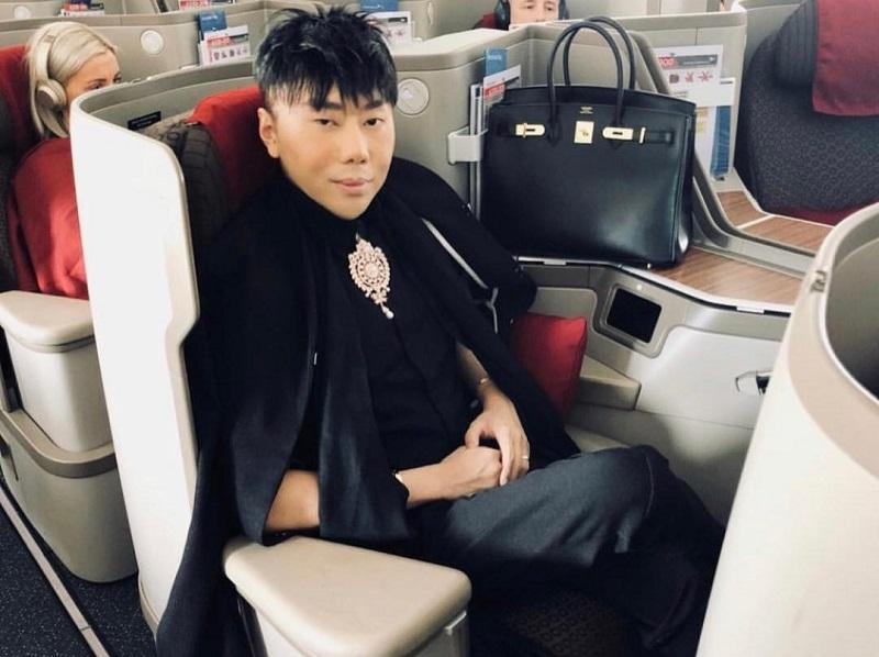 Tak Hanya Wanita, Deretan Artis Pria Ini Suka Tas Branded