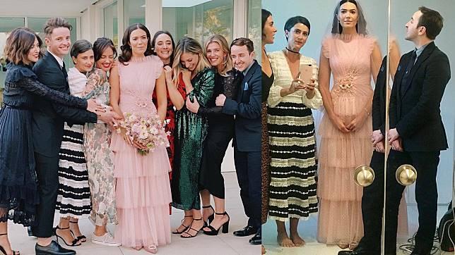 Mandy Moore Menikah Lagi Dengan Gaun Anti-Mainstream