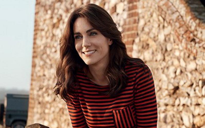 Wah, Cantiknya Kate Middleton Jadi Model Sampul Vogue