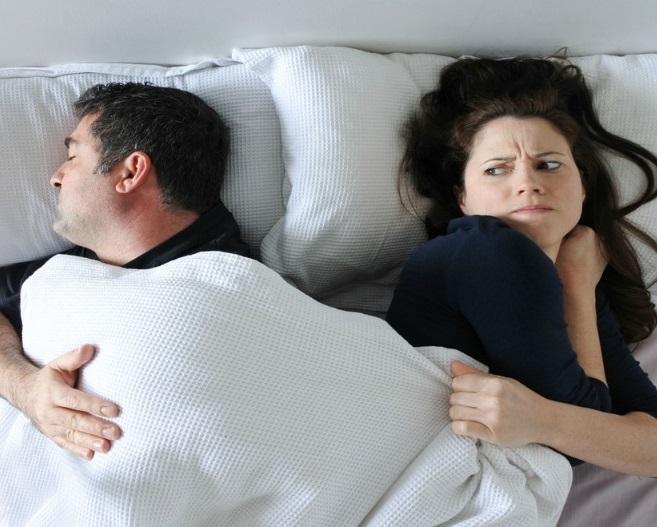 Kurang Tidur Bikin Hubungan Kurang Harmonis??